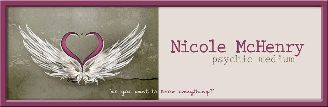 Nicole McHenry Psychic Medium