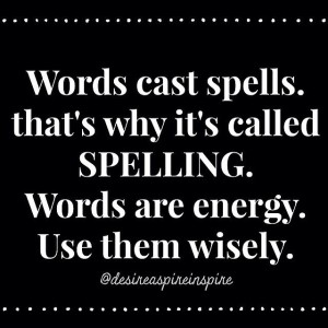 words spells