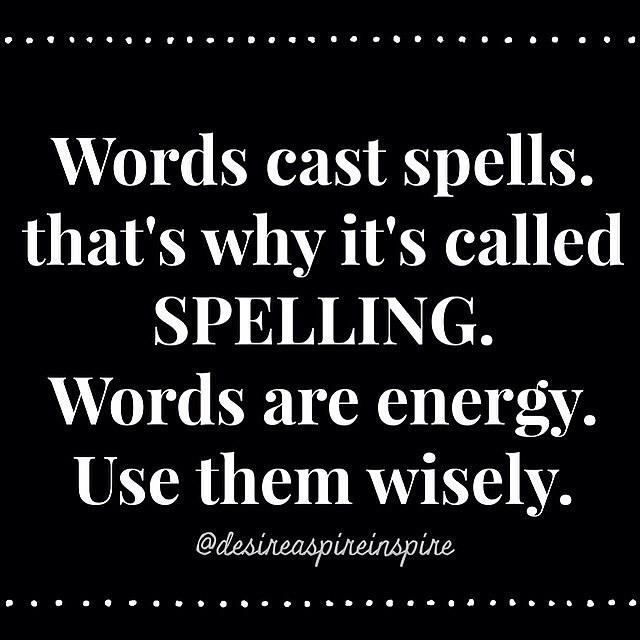words spells