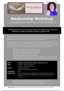 Mediumship Workshop_NMcHenry_22&23.11.14_V1.6 jpeg